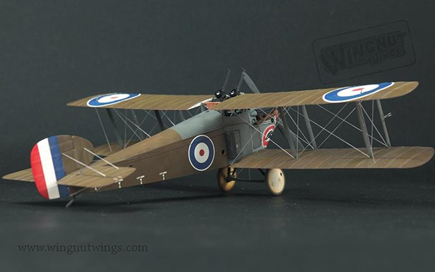 Wingnut Wings Releases New 1 32 Sopwith Dolphin Model Kit