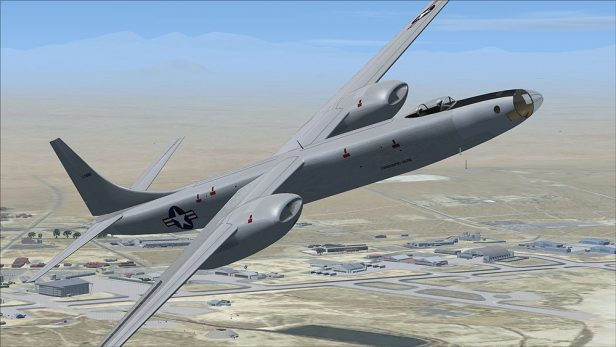 Virtavia Releases Convair XB-46 Experimental Bomber For FSX and P3D