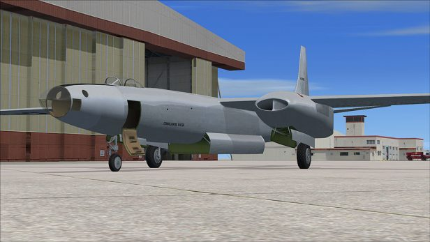 Virtavia Releases Convair XB-46 Experimental Bomber For FSX