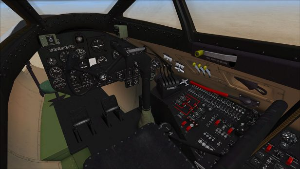 Virtavia Releases Convair XB-46 Experimental Bomber For FSX