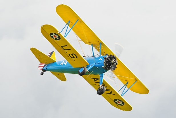 Boeing A75-N1 Stearman 75-4041 Offered For Sale