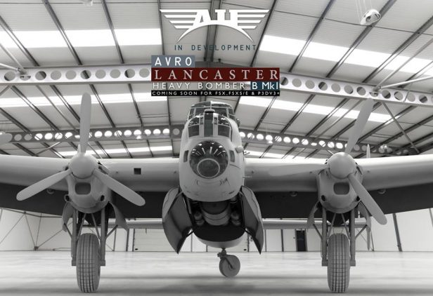 Aeroplane Heaven Developing Updated Avro Lancaster For FSX & P3D