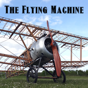 Category: The Flying Machine Journal (Current and Back Issues)