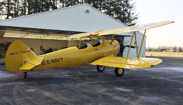 1940 Boeing Stearman N2S-2 Offered For Sale