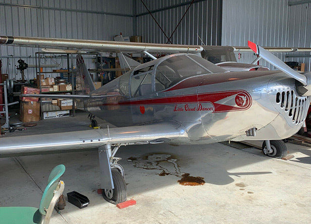 1946 Globe Swift GC-1B With Complete Logs Offered For Sale